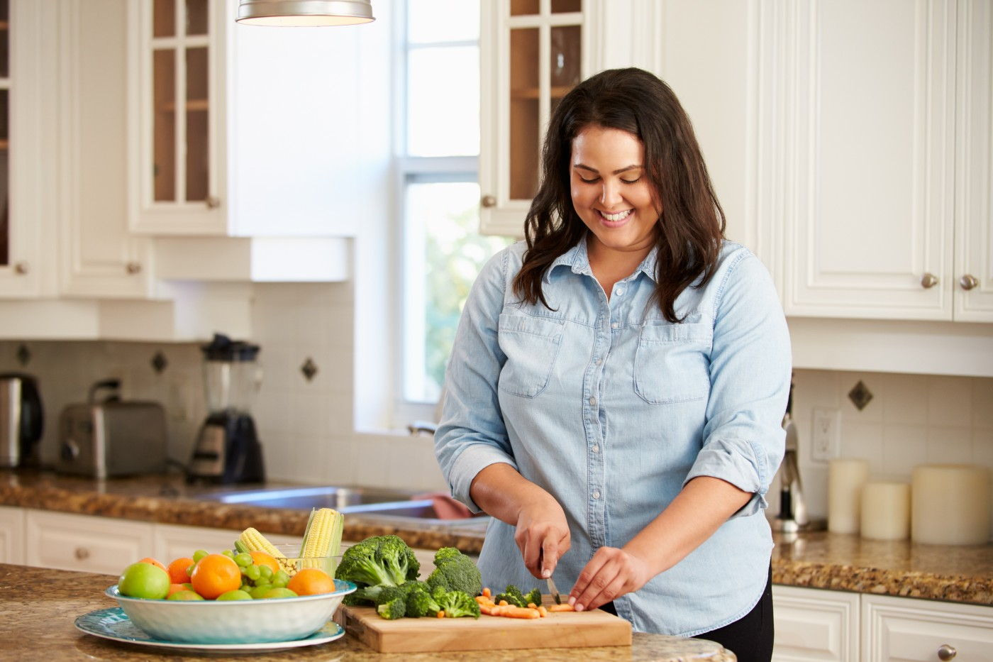Having Food Visible Throughout the House and Low Self-esteem Associated With Obesity
