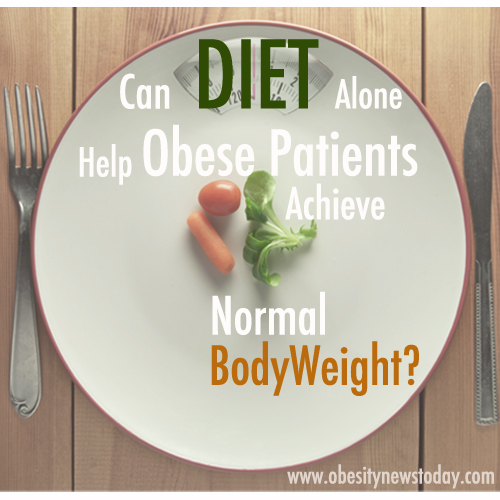 Could It Be Enough To Help Obese Patients Achieve Normal Body Weight?