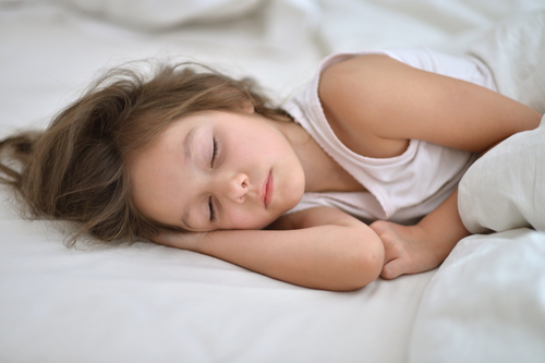 Preschool Children with Early Bedtimes at Lower Risk of Adolescent Obesity